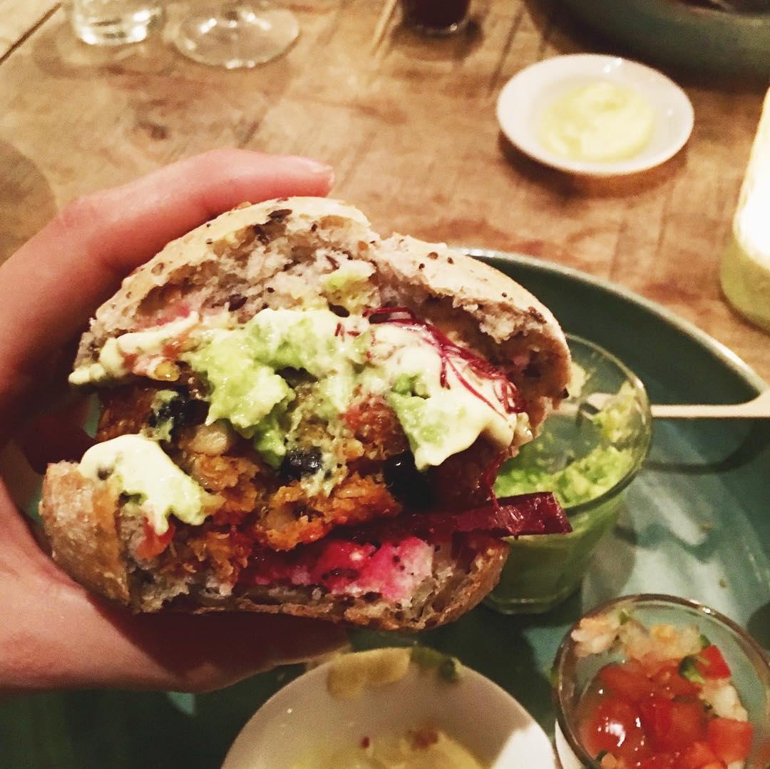 restaurants voor vegans en carnivoren