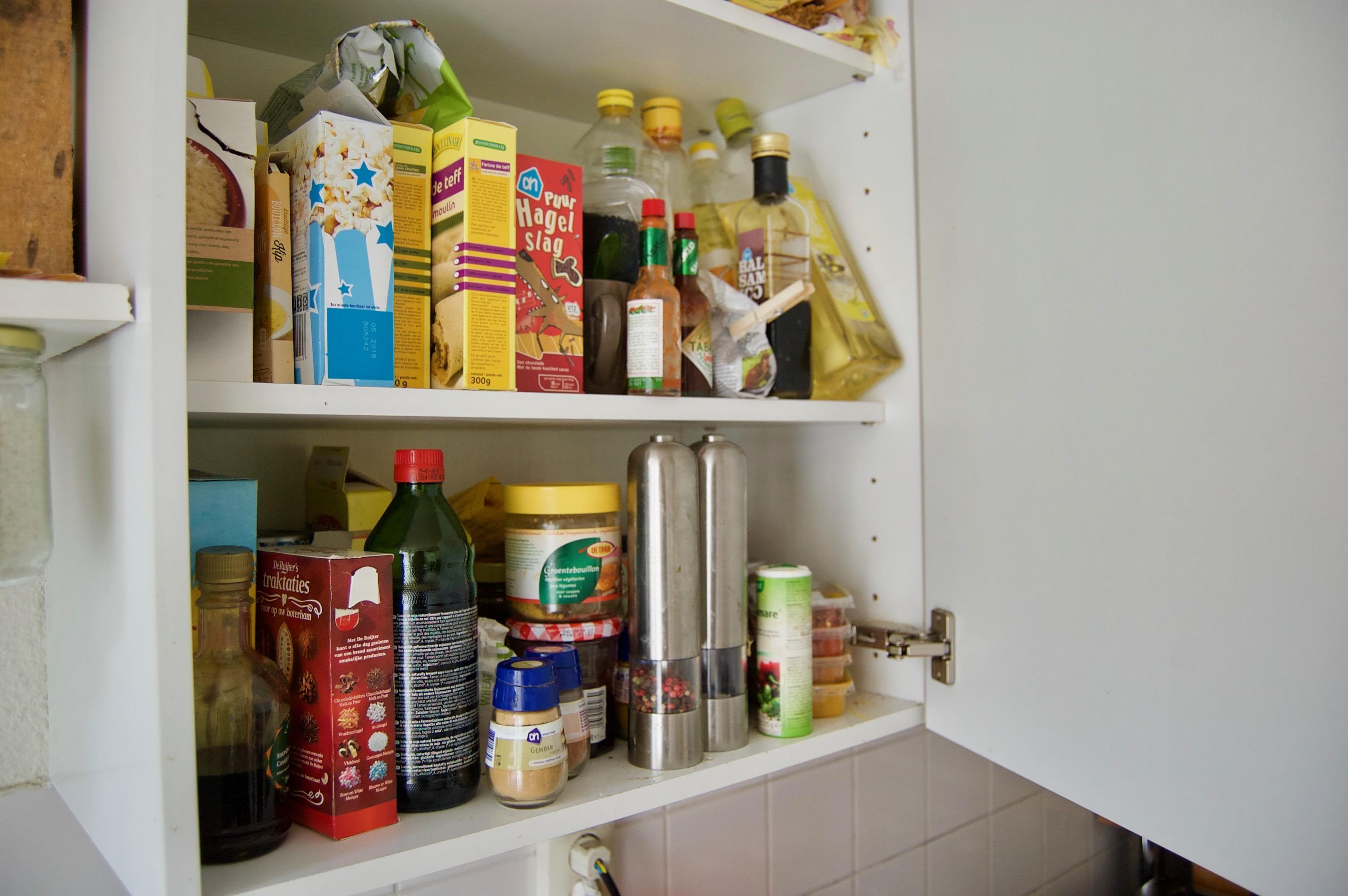 Wat Is Een Pantry.Een Kijkje In De Keuken Van Ijsbrand Van The Healthy