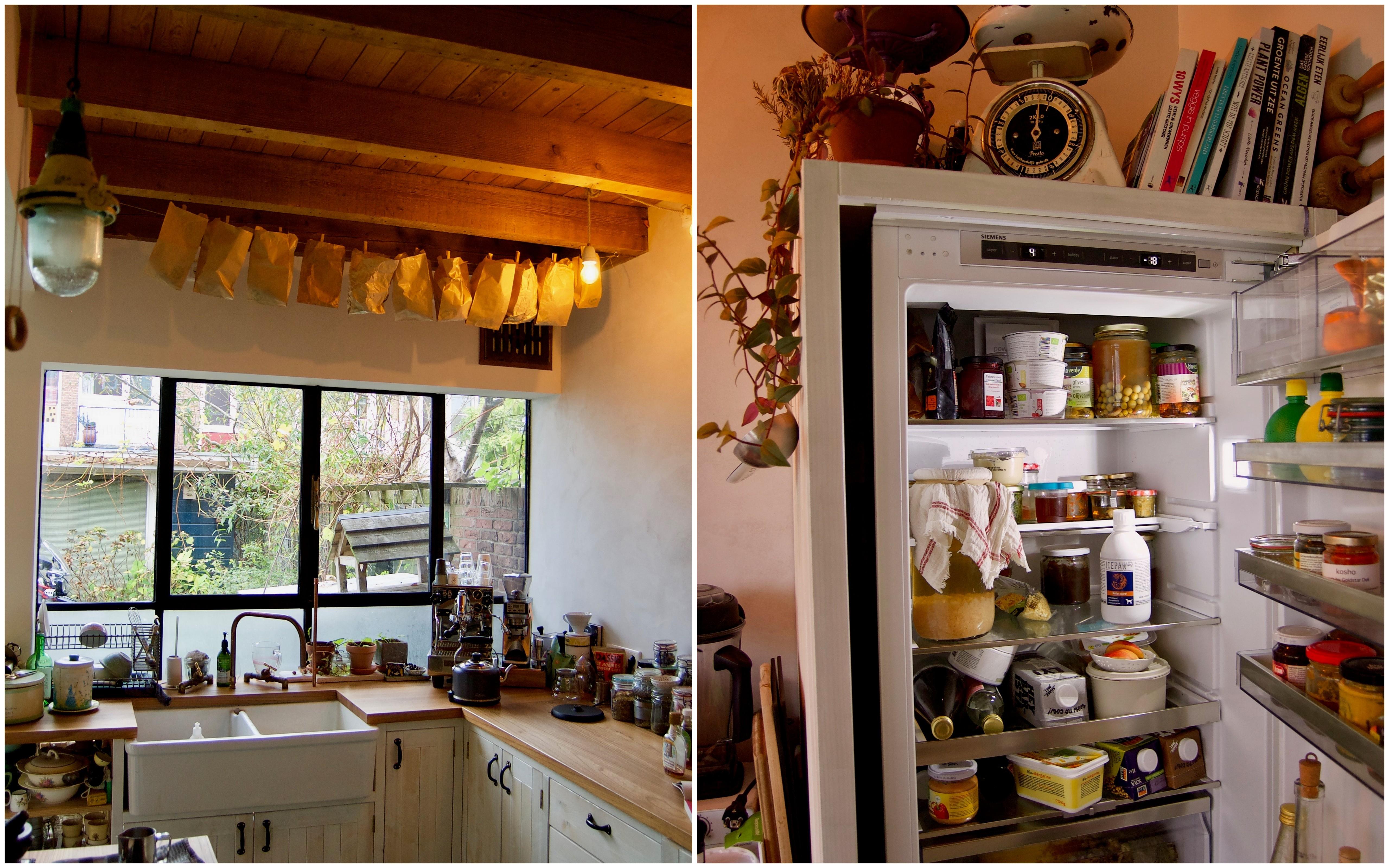 keuken en koelkast lisette kreischer