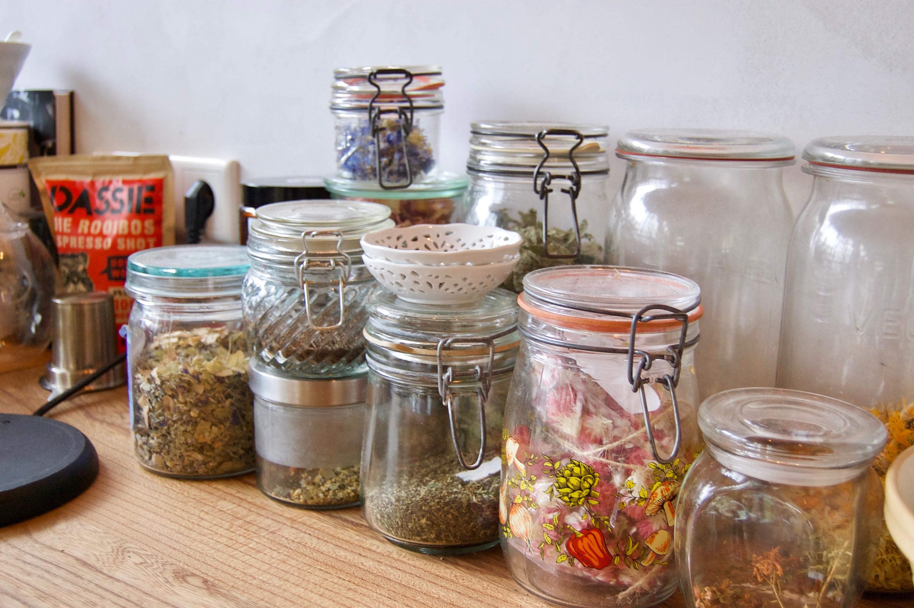 vegan keuken
