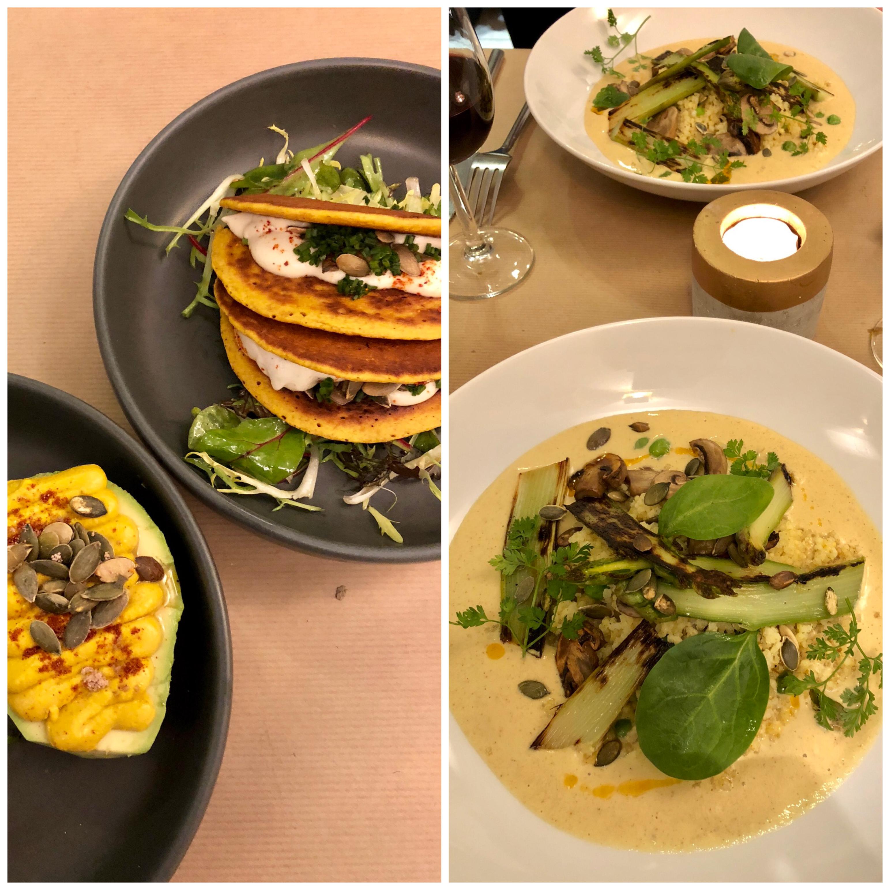 Le Potagar Charlotte vegan hotspot parijs