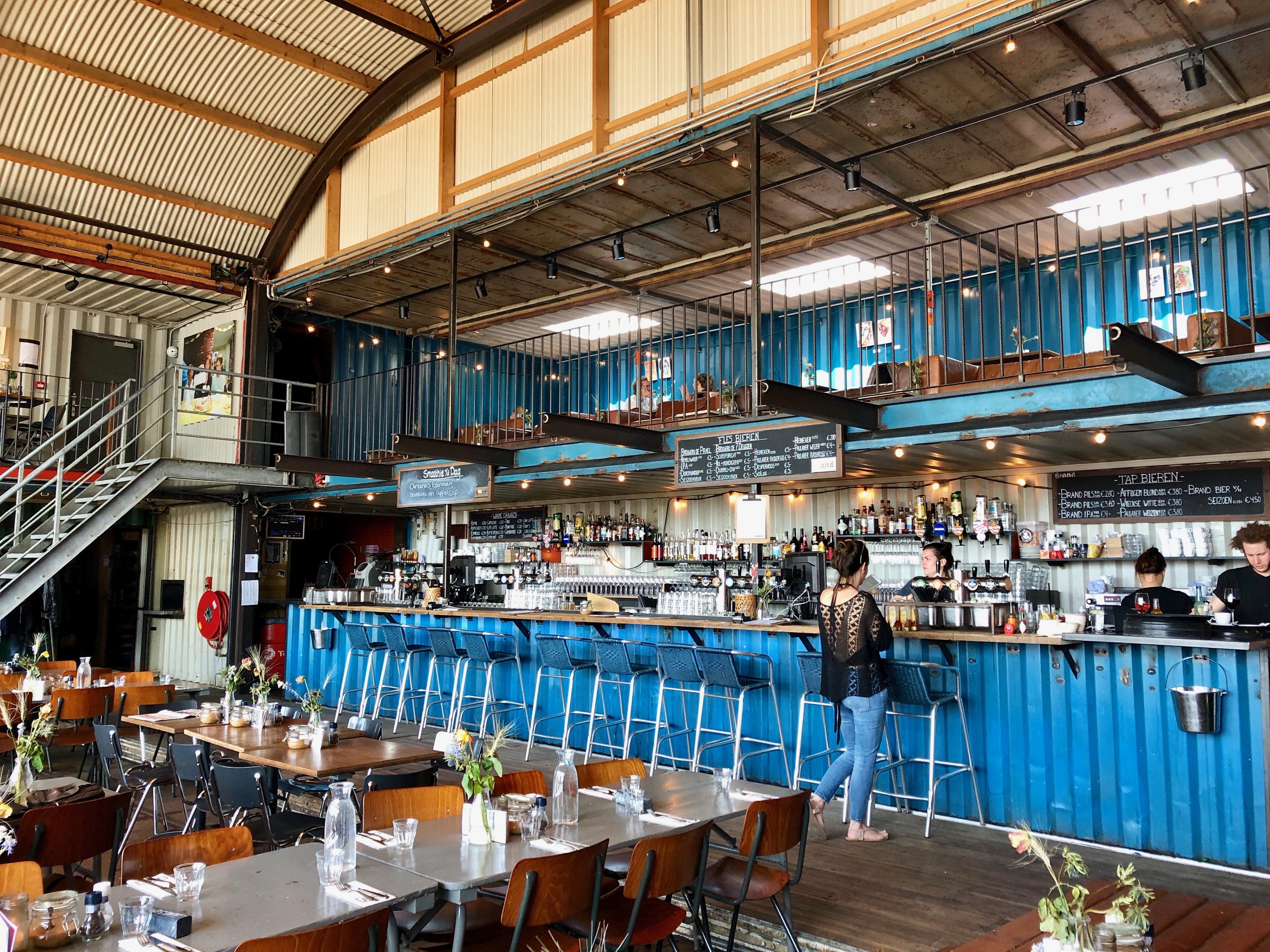 pllek restaurant