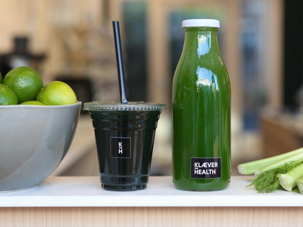 klaever health juice